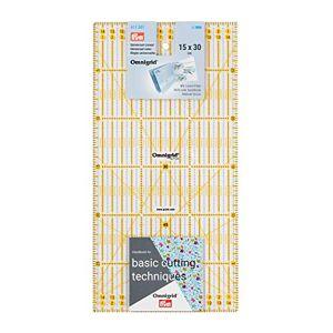 Prym 611307 Corte-Regla de 15 x 30 cm