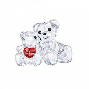 Swarovski Kris Br - You Are The Best Figurine, Cristal, Multicolor Claro 3,3 x 4,9 x 2,9 cm