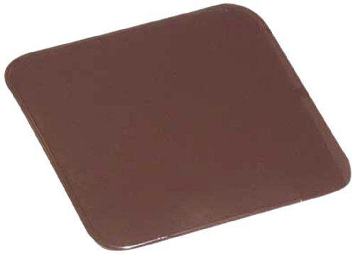 kamino-flam kamino - flam - placa protectora contra chispas (60 x 80 cm), antichispas de suelo para chimenea, protector para chimeneas - resistente a altas temperaturas - forma cuadrada