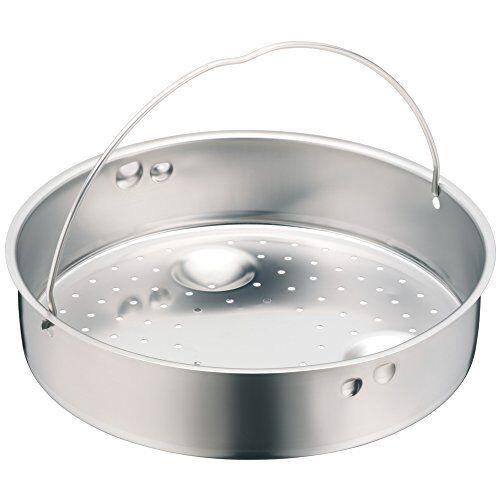 wmf 0789056000 cesta perforada para todas las ollas a presión wmf  20 cm