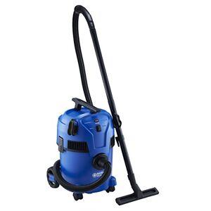 Nilfisk Aspirador de Bricolaje Multi II 22, con indicador de Limpieza del Filtro, Azul, 22L