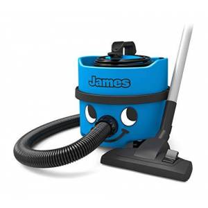 Numatic JDS181-11 James JDS181-11-Aspirador con Bolsa, 620 W, 8 litros, Azul verano