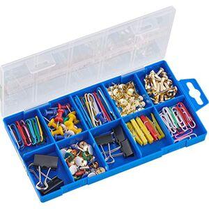 Connex DP8500059 - Caja con varios accesorios para el hogar, 162 piezas