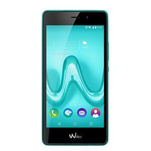 "Wiko TOMMY SIM única 4G 8GB Turquesa - Smartphone (12,7 cm (5""), 8 GB, 8 MP, Android, 6.0 (Marshmallow), Turquesa)"