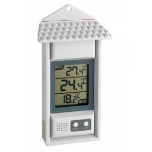 TFA 30.1039 - Termómetro digital, resistene a la intemperie