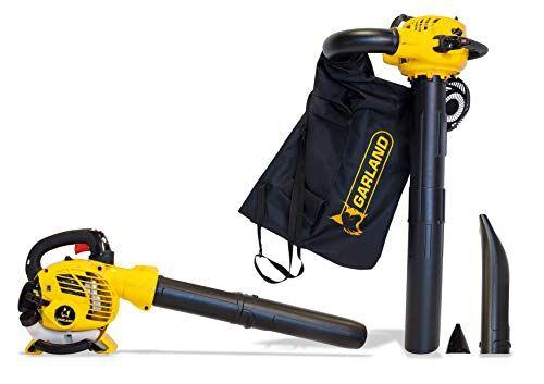 garland gas 550 g-v18 aspirador - soplador -triturador, amarillo