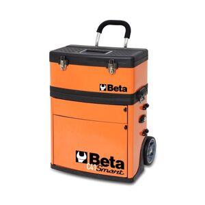 Beta 041000001 - C41S-Trolley Portaherramientas 2 Módulos