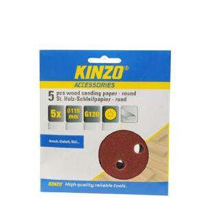 KINZO 71735 - Esponja para pulidoras