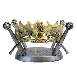 Factory Entertainment Juego de TronosEL Royal edición Limitada de la Corona de Rey Robert Baratheon Prop Replica