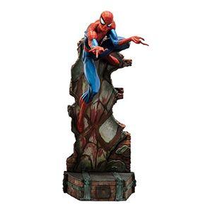 Sideshow Collectibles Sideshow Comiquette statue Spider-Man J. Scott Campbell