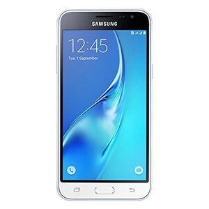 Samsung Galaxy J3 SM-J320F - Smartphone (SIM doble, Android, MicroSIM, GSM, UMTS, LTE, 4G) Color Blanco
