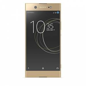 "Sony Xperia XA1 Ultra - Smartphone con pantalla FULL HD de 6"" (Octa Core 2,4 Ghz, RAM de 4 GB, memoria interna de 32 GB, cámara de 23 MP, Android), color dorado"