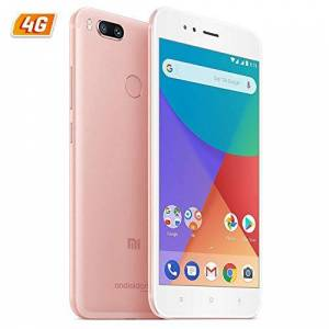 "Xiaomi Mix 2S - Smartphone con Pantalla de 5.99"" (Memoria 6 + 64 GB, cámara Dual de 12+12 MP), Color Blanco"