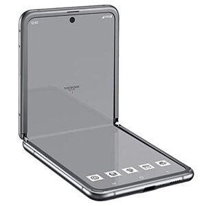 Samsung Galaxy Z Flip Thom Browne Edition SM-F700F/DS 256 GB (sólo GSM   No CDMA) Smartphone Android 4G/LTE desbloqueado de fábrica (gris)  Versión internacional
