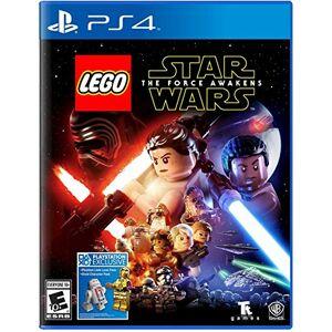 Warner Bros LEGO Star Wars: The Force Awakens PS4 - Juego (PlayStation 4, Acción / Aventura, 28/06/2016, E10 + (Everyone 10 +), ENG, Básico)