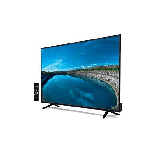 kroms televisor ks4300fd full hd 43 negro 3 hdmi 1 usb