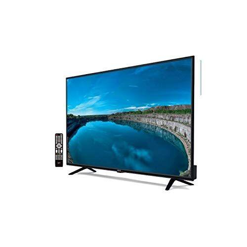 kroms televisor ks43smt smart tv full hd negro led 43