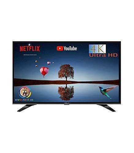 nevir televisor nevir nvr-9000-434k2s-sm 43 led ultrahd 4k