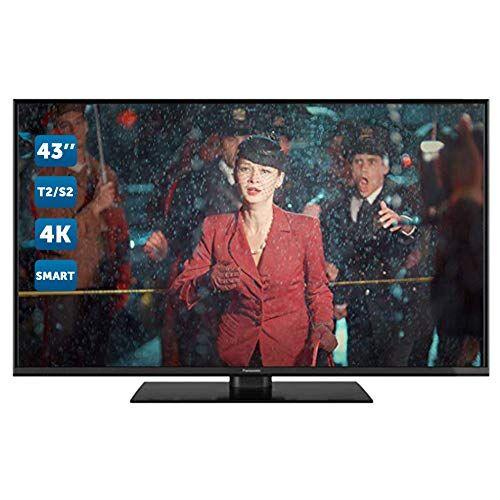 panasonic televisore lcd panasonic tv led 4k ultra hd da 43 hdr
