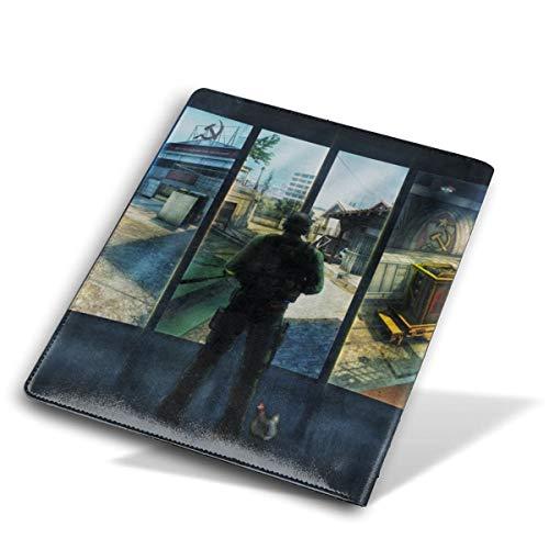 kankanhaha csgo - funda de piel sintética para cuaderno de dibujo animado, diseño de cómic, se adapta a la mayoría de libros de texto de hasta 23 x 28 cm, para diario, libros y cuaderno de bocetos
