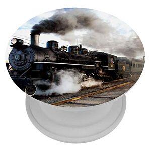 Haminaya Tren Negro 02 Teléfono Agarre y Soporte Móvil Soporte Universal Plegable para Oficina en Casa