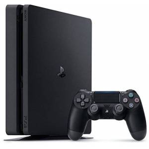 Sony Playstation 4 (Ps4) - Consola Slim De 500 Gb Negro Wifi, Videoconsolas (8192 Mb, Gddr5, Amd Jaguar, Amd Radeon)