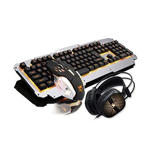 jiahui teclado mecánico de tres piezas, teclado mecánico con cable, teclado mecánico para ordenador, teclado mecánico para juegos, eje verde dot dot mac comput