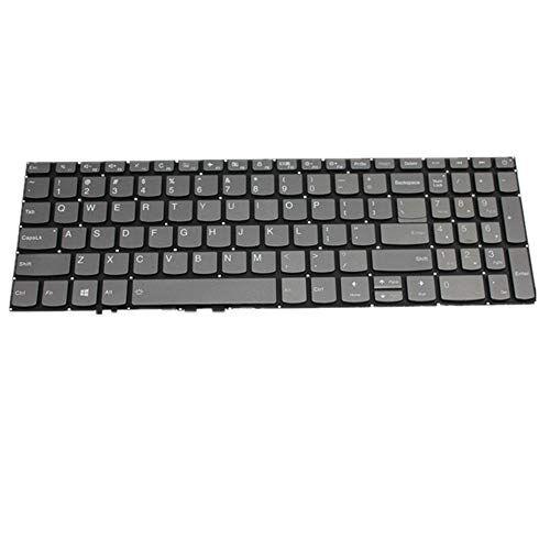 fq teclado del ordenador portátil para for lenovo v340-17iwl color negro versión en inglés de ee. uu.