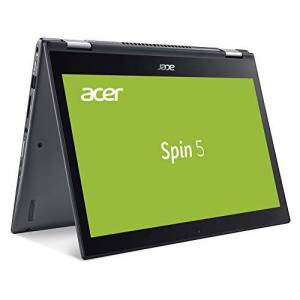 """Acer Spin 5 (SP513-53N-722Y) Convertible Notebook 13,3"""" Touch FHD IPS Intel Core i7-8565U 8GB DDR4 512GB SSD, Win10"""