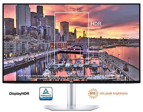 dell s2419hm pantalla para pc 61 cm (24) full hd led plana mate plata - monitor (61 cm (24), 1920 x 1080 pixeles, full hd, lcd, 8 ms, plata)