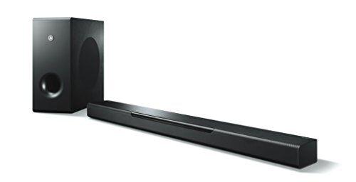 yamaha - barra de sonido music cast bar 400
