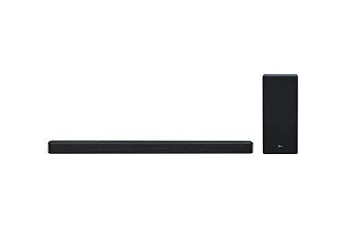 lg sl7y altavoz soundbar 3.1 canales 420 w negro - barra de sonido (3.1 canales, 420 w, dts digital surround,dolby digital, 80 w, 4 , 3 )