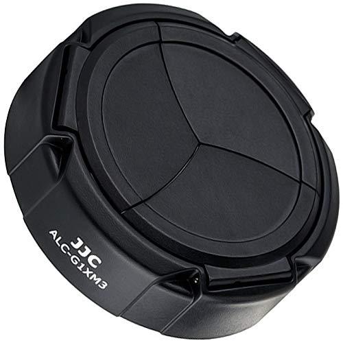 impulsfoto jjc automatik - tapa protectora para objetivo de canon powershot g1x mark iii (protege contra los arañazos)