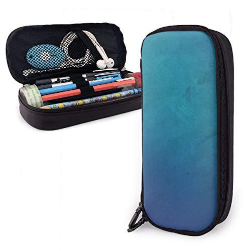 ruyoukeji estuche minimalista para lápices de color azul para niños y niñas, estuche grande para bolígrafos, para estudiantes, universidades, suministros escolares y oficina