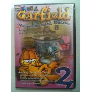 Topas GARFIELD - Verrueckt nach Katzen 2 [Importación Inglesa]