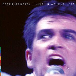 Peter Gabriel Live in Athens 1987 [Vinilo]