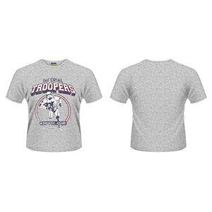 Star Wars: Imperial Troopers Athletic Club (T-Shirt Unisex Tg. 2XL) [Italia]