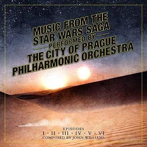 The City Of Prague Philarmonic Music From The Star Wars Saga