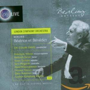 London Symphony Orchestra Beatrice et Benedict