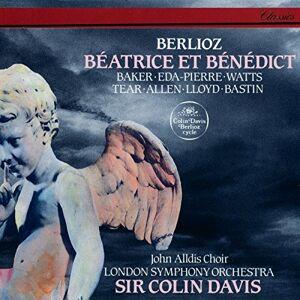 Berlioz:Davis Beatrice & Bened