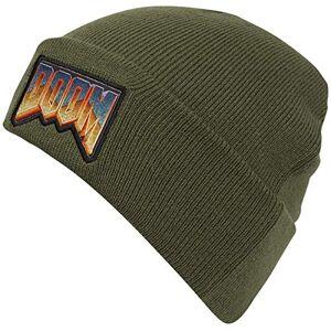 Doom Eternal Difuzed Doom Beanie Eternal - Logo Beanies Caps