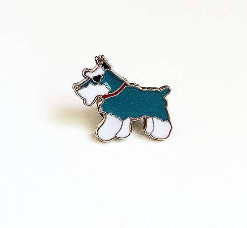 WEHONG Pin De Dibujos Animados Insignias Lindo Patrón De Perro Mascota Broches Esmalte Pin Joyería Chaquetas De Mezclilla Ropa Collar Insignia Regalos6