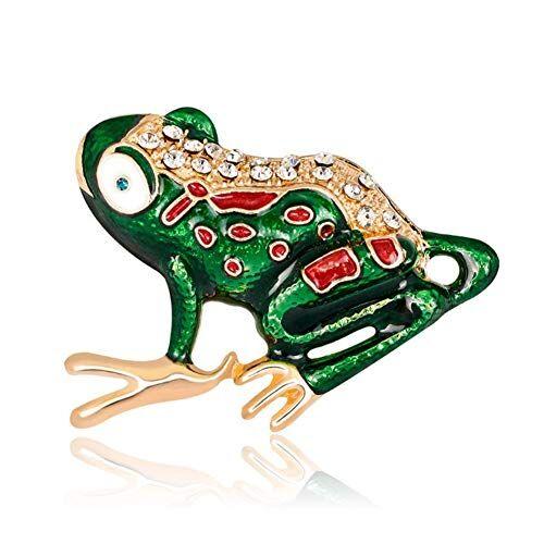GuangLiu Broches Ropa Imperdibles Moda Broche Broche de Esmalte Broche de Collar De Broche de joyería Ramillete Broche Elegante Broche Broche de la Capa