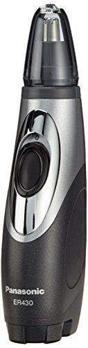 panasonic er-430 - cortadora de vello para nariz y orejas