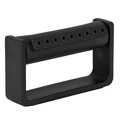 leinggg caja de desinfección de 9 orificios portaherramientas dental herramientas de cuidado bucal para el autoclave (color : black)
