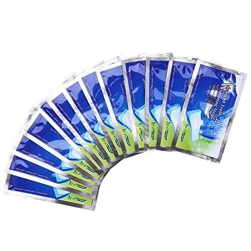 jadeshay tiras blanqueadoras dientes, 28 pzas, dientes profesionales, gel blanqueador, kit eficaz para el cuidado dental