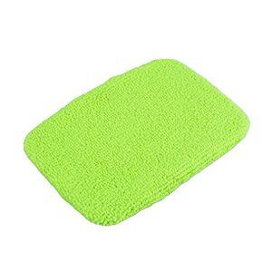 Amandai El limpiador del parabrisas del automóvil reemplaza el cabezal de tela verde, verde