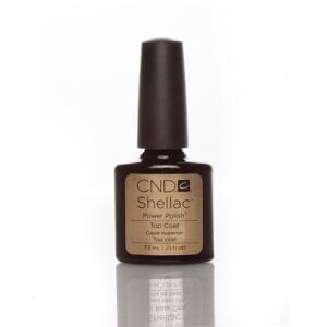 Cnd Shellac Top Coat Esmalte Gel - 7.3 ml