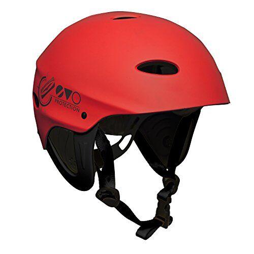 gul 2017 evo watersports helmet red ac0104-b3 sizes-- small/medium