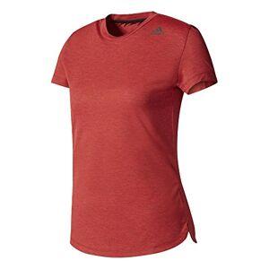 Adidas Prime tee Camiseta de Manga Corta, Mujer, Rosa (Rosbas), L